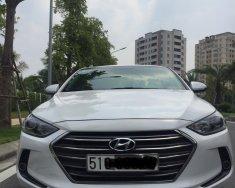 Bán ô tô Hyundai Elantra 1.6AT sản xuất 2017, màu trắng giá 630 triệu tại Hà Nội