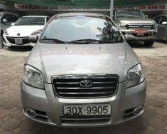 Bán xe Daewoo Gentra 1.5MT đời 2010, màu bạc giá cạnh tranh giá 235 triệu tại Hà Nội