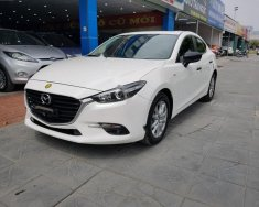 Cần bán Mazda 3 2018, màu trắng chính chủ giá 690 triệu tại Hà Nội