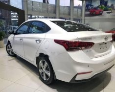 Bán Hyundai Accent 1.4 AT năm sản xuất 2018, màu trắng, nhập khẩu  giá 165 triệu tại Bình Dương