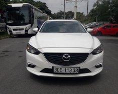 Bán Mazda 6 2.0 đời 2016, màu trắng giá 738 triệu tại Hà Nội