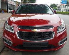 Cần bán xe Chevrolet Cruze LTZ đời 2017, màu đỏ giá cạnh tranh giá 535 triệu tại Hà Nội