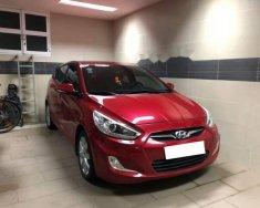 Cần bán Hyundai Accent sản xuất năm 2015, màu đỏ, xe còn mới giá 440 triệu tại Tp.HCM