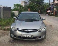 Bán Honda Civic năm sản xuất 2008, màu xám chính chủ giá 365 triệu tại Hà Nội