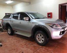 Cần bán xe Mitsubishi Triton AT năm 2016, màu bạc, xe nhập   giá 520 triệu tại Lào Cai