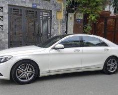 Cần bán Mercedes S400 model 2016 màu trắng giá 2 tỷ 799 tr tại Tp.HCM