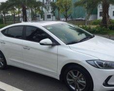 Bán Hyundai Elantra 1.6 AT đời 2017, màu trắng  giá 630 triệu tại Hà Nội