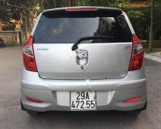 Bán Hyundai i10 1.1MT năm sản xuất 2012, nhập khẩu  giá 236 triệu tại Hà Nội