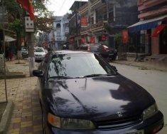 Cần bán lại xe Honda Accord 2.2 năm sản xuất 1995, màu đen, nhập khẩu số sàn, 140tr giá 140 triệu tại Cao Bằng