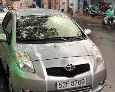 Bán ô tô Toyota Yaris 1.3 AT đời 2008, màu bạc, nhập khẩu nguyên chiếc giá 335 triệu tại Tp.HCM