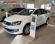 Polo Sedan 2018 giá tốt - nhập khẩu chính hãng Volkswagen, hỗ trợ trả góp 90%/ hotline: 090.898.8862 giá 699 triệu tại Tp.HCM
