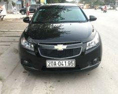 Bán xe Chevrolet Cruze 1.6 MT đời 2013, màu đen, 348 triệu giá 348 triệu tại Thái Nguyên