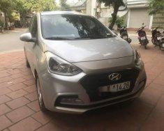 Chính chủ bán Hyundai Grand i10 đời 2018, màu bạc giá 415 triệu tại Hà Nội