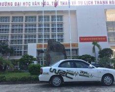 Bán xe Daewoo Nubira II 2001, màu trắng giá 70 triệu tại Thanh Hóa