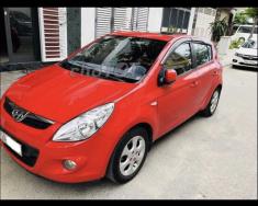 Xe Hyundai i20 năm 2010 màu đỏ, nhập khẩu giá 340 triệu tại Khánh Hòa