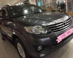 Cần bán xe Toyota Fortuner năm 2012, màu xám như mới giá cạnh tranh giá 650 triệu tại Tp.HCM