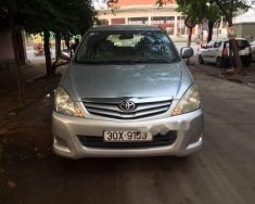 Cần bán gấp Toyota Innova đời 2010, màu bạc, 445 triệu giá 445 triệu tại Hà Nội