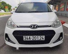 Bán xe Hyundai Grand i10 năm sản xuất 2014, màu trắng như mới, giá chỉ 258 triệu giá 258 triệu tại Hà Nội