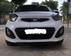 Cần bán xe Kia Morning năm sản xuất 2013, màu trắng   giá 248 triệu tại Hà Nội