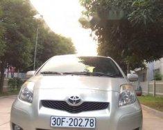 Bán Toyota Yaris 2009, màu bạc  giá 380 triệu tại Hà Nội