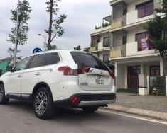 Bán ô tô Mitsubishi Outlander 2.4 CVT sản xuất 2017, màu trắng, xe nhập chính chủ giá 1 tỷ 90 tr tại Hà Nội