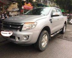 Bán xe Ford Ranger XLT 2.2 MT đời 2014, màu bạc, nhập khẩu, 550 triệu giá 550 triệu tại Hà Nội