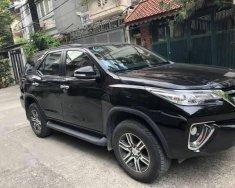 Bán ô tô Toyota Fortuner đời 2017, màu đen chính chủ giá 1 tỷ 220 tr tại Hà Nội