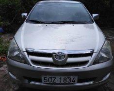 Cần bán gấp Toyota Innova G đời 2007, xe gia đình không kinh doanh giá 360 triệu tại Tp.HCM