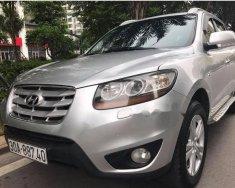 Bán Hyundai Santa Fe SLX AT đời 2009, màu bạc chính chủ  giá 645 triệu tại Hà Nội