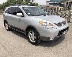 Cần bán gấp Hyundai Veracruz 3.8AT 4WD năm sản xuất 2007, màu bạc số tự động giá 459 triệu tại Hà Nội