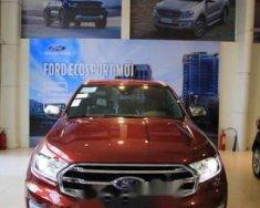 Cần bán xe Ford Everest năm sản xuất 2018, màu đỏ giá 1 tỷ 120 tr tại Tp.HCM