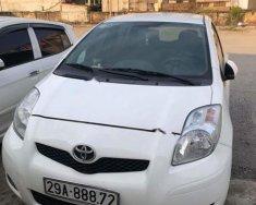 Bán Toyota Yaris năm sản xuất 2013, màu trắng, nhập khẩu Thái Lan  giá 454 triệu tại Hà Nội
