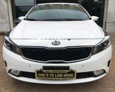 Bán xe Kia Cerato 1.6 AT đời 2018, màu trắng giá 603 triệu tại Hải Phòng