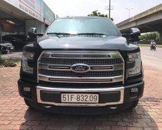Bán Ford F150 Platinum 2015, màu đen, nhập khẩu nguyên chiếc giá 2 tỷ 830 tr tại Hà Nội