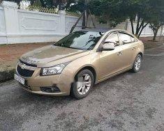 Cần bán Chevrolet Cruze 2014, màu vàng số sàn giá 405 triệu tại Quảng Ninh