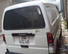 Bán Suzuki Super Carry Van năm 2017, màu trắng, 260 triệu giá 260 triệu tại Hà Nội