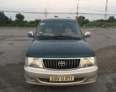 Cần bán xe Toyota Zace 2004 như mới giá 268 triệu tại Hà Nội