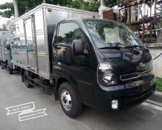 Bán xe tải 1.49 tấn Kia Frontier K250 thùng kín, xanh đen, máy Hyundai giá 389 triệu tại Tp.HCM