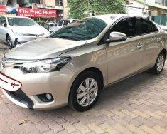 Bán Toyota Vios E sản xuất 2017, màu bạc số sàn, 505 triệu giá 505 triệu tại Hà Nội