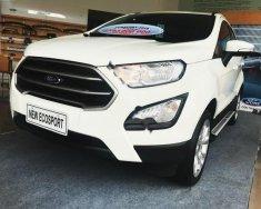 Cần bán Ford Ecosport Trend 1.5L màu trắng giá 553 triệu tại Cần Thơ