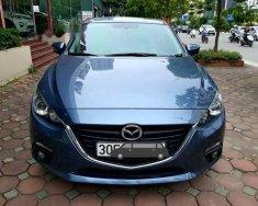 Bán Mazda 3 năm sản xuất 2015, màu xanh lam giá 595 triệu tại Hà Nội