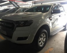 Bán Ford Ranger XLS 2.2L 4x2 MT 2016, màu trắng, xe nhập giá 615 triệu tại Tp.HCM