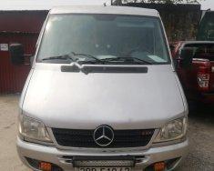 Chính chủ bán Mercedes 311 CDI 2.2L đời 2005, màu bạc giá 220 triệu tại Hà Nội