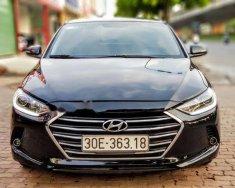 Cần bán lại xe Hyundai Elantra 1.6 AT sản xuất năm 2016, màu đen giá 610 triệu tại Hà Nội