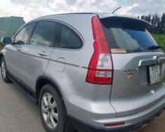 Cần bán lại xe Honda CR V AT 2.4L đời 2012, màu bạc  giá 598 triệu tại Tp.HCM