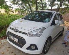 Cần bán Hyundai Grand i10 đời 2014, màu trắng số tự động giá 355 triệu tại Hà Nội