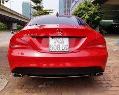 Bán ô tô Mercedes CLA200 sản xuất năm 2014, màu đỏ, xe nhập   giá 1 tỷ 60 tr tại Hà Nội