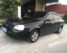 Bán Daewoo Lacetti năm sản xuất 2009, màu đen chính chủ giá 158 triệu tại Hải Phòng