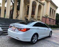 Bán Hyundai Sonata đời 2012, màu trắng, nhập khẩu giá 572 triệu tại Thái Nguyên