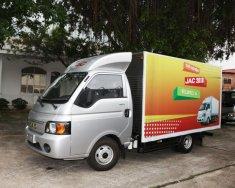 Bán xe tải Jac 1T25 thùng kín mới đời 2018, xe hỗ trợ vay lên đến 80% giá 250 triệu tại BR-Vũng Tàu